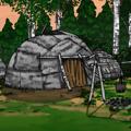 Making Camp Premium icon