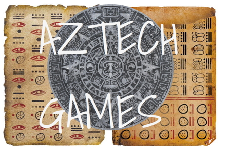 aztech splash screen