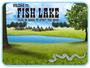 Fish Lake - The Game