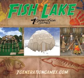 Fish Lake Poster