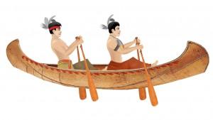 boys-in-canoe