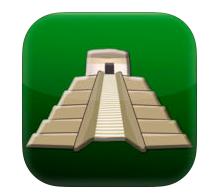 Aztech pyramid