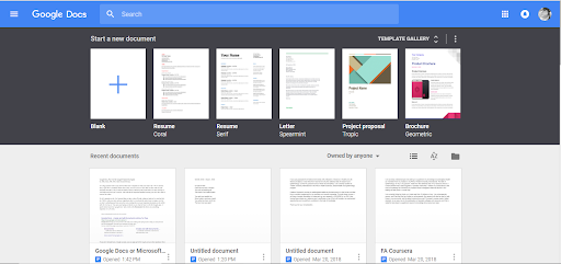 Google Docs A Very Brief Introduction 7 Generation Games