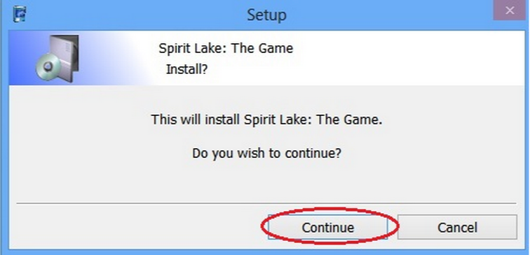 Windows 7 Installation - Spirit Lake