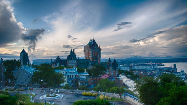 Picture of Chateau Frontenac