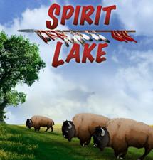 Spirit Lake - game teaching multiplication, division and Dakota history