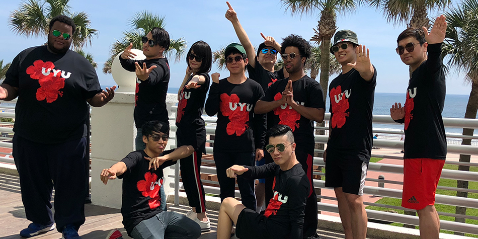 UYU professional gamer team