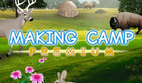 Making Camp Premium logo